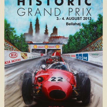 Copenhagen Historic Grand Prix 2013